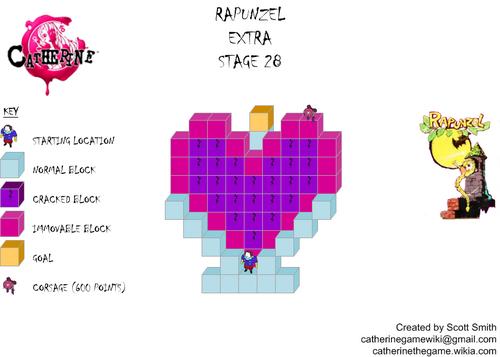 Map E28 Rapunzel