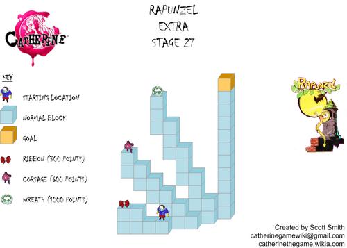 Map E27 Rapunzel