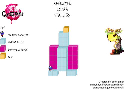 Map E35 Rapunzel