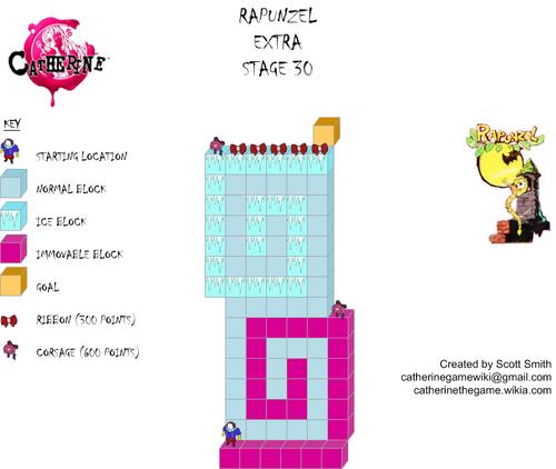 Map E30 Rapunzel