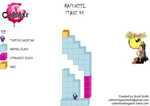 Map 45 Rapunzel