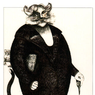 Broadway Design/ portrait of <a href=