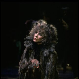 |Betty Buckley as Grizabella on Broadway, 1982