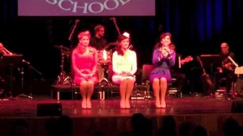 "The Patriot Girls - ""Go The Distance"" - G Live 2014-1"