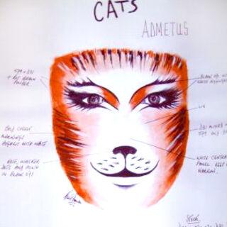 Admetus' makeup
