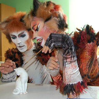German costume using <a href=
