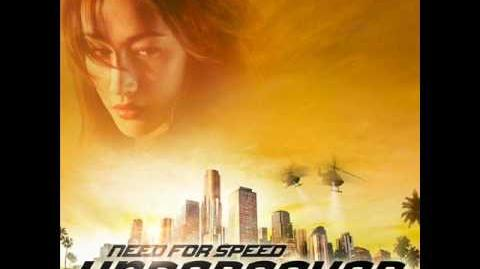 Need For Speed Undercover (Soundtrack) - Miami Drift