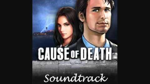 Cause of Death Soundtrack - The case