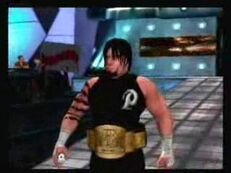 Jimmy Nicmeri as XcW Undisputed Champion