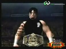 Jimmy Nicmeri as the REAL Worlds Champion