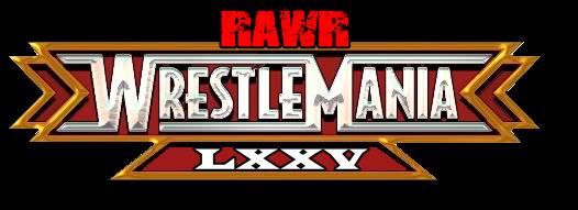 File:RAWR Wrestlemania 75 logo.png