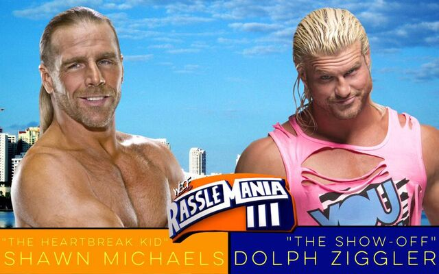 File:RassleMania 3 - Dolph Ziggler vs Shawn Michaels.jpg