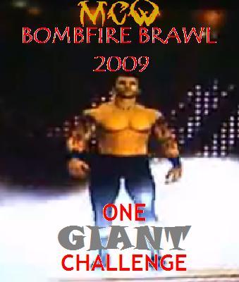 MCW Bombfire Brawl 2009