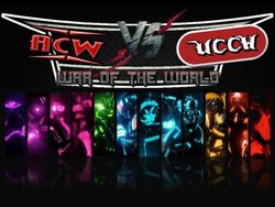 ACW vs. UCCW War of the World (1)