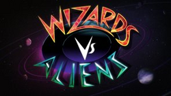 Wizards vs Aliens