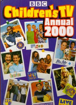 CBBC Annual 2000