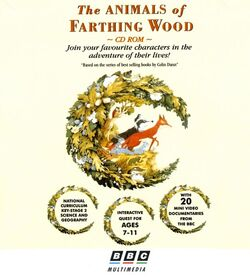 The Animals of Farthing Wood CD ROM