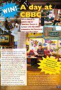CBBC Annual 2000 Competition