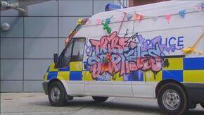 Sparty Van