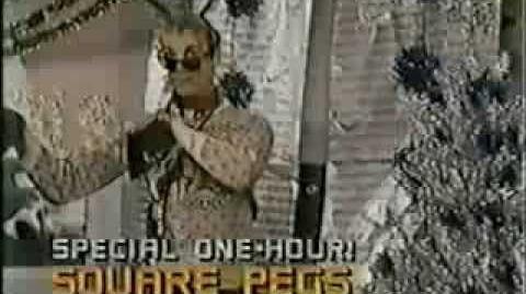 Square Pegs Promo (December 1982)