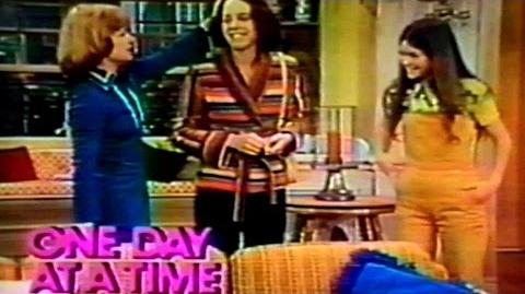 One Day At A Time 1975 promo