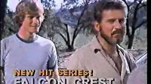 Dallas & Falcon Crest 1981 Promo