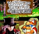 Willy Wonka vs. King Dedede