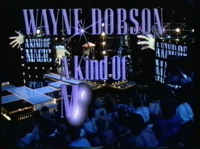 Wayne Dobson - A Kind Of Magic S01E03 1990 - Steve Nallon Linda Lusardi Richard Coombs
