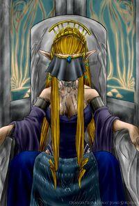 Aceilux Queen Zelda Zelda