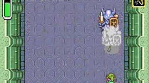 Legend Of Zelda A Link To The Past Boss