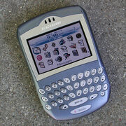TMobile Blackberry 7290