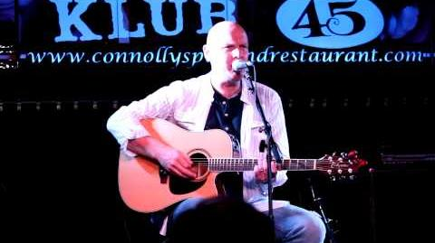 """George Donaldson @ Connolly's in NYC """"Ride On"""""""