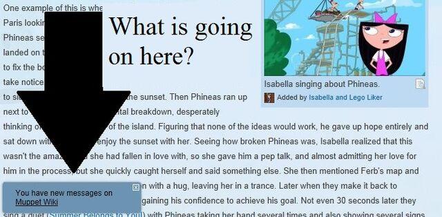 File:Message wall glitch - Isabella Garcia-Shapiro on DisneyWiki - Section Phineas Flynn.JPG