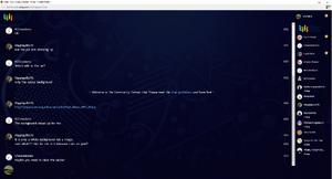 PrntScr Euro 2016 Chat Skin Fullscreen