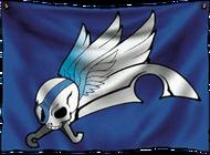 BlueRoguesFlag