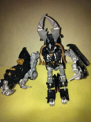 Dread Toy 1 Robot
