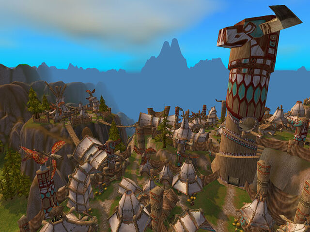 File:Thunder bluff from the sky.jpg