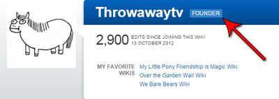 User Throwawaytv - My Little Pony Friendship is Magic Wiki