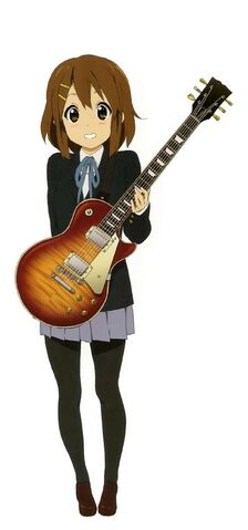 File:Yui and her guitar.jpg