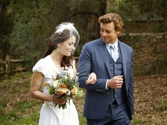 The Mentalist Wedding