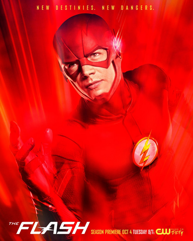 File:The Flash season 3 poster - New destinies. New dangers..png