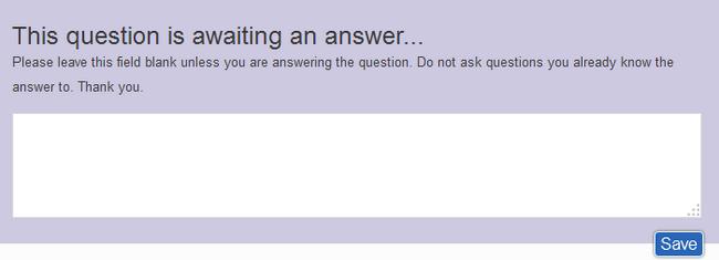 Wikianswers answer box