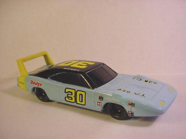 File:Racing Champions 1969 Dodge Daytona Charger 30 Dave marcis.jpg