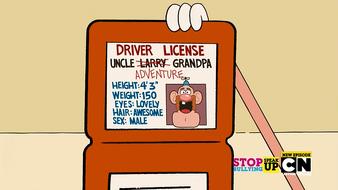 Uncle Grandpa HDTV