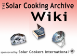 Solar cooking logo