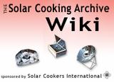 Solar cooking logo