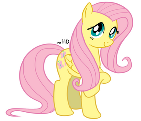 Fluttershy 2 by empty 10-d3c46sh