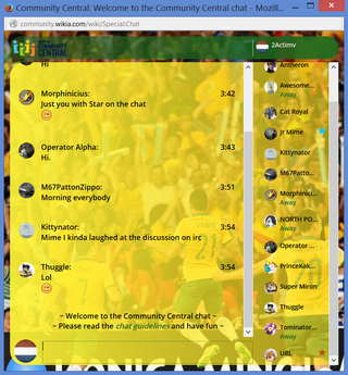 PrntScr Football Chat Skin 4