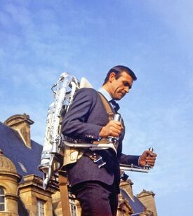 James Bond-Thunderball-Jetpack