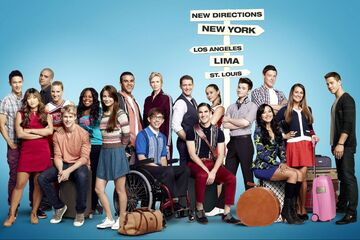 Glee Season 4 Promo